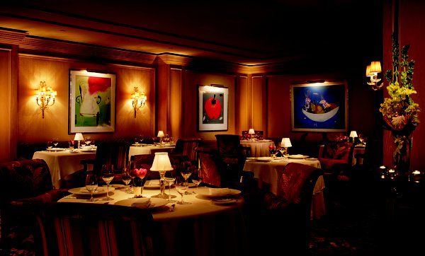 The Dining Room at the Ritz-Carlton, San Francisco