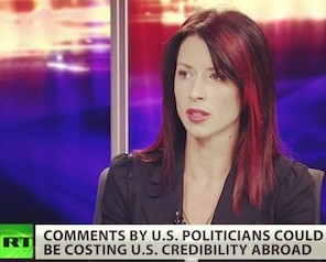 Abby Martin on RT